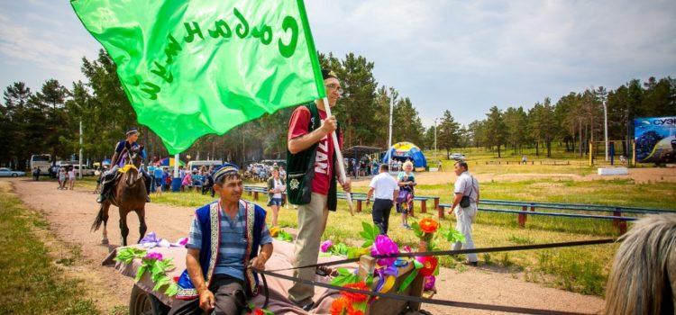 Впервые Байкальский Сабантуй соберет друзей на берегу озера  села Баянгол Хоринского района Бурятии